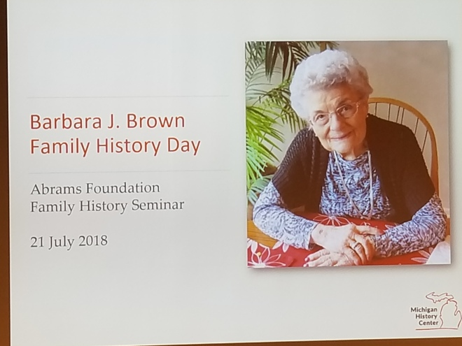 BarbaraBrown Slide