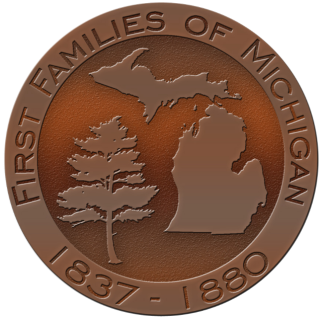 First Families of Michigan